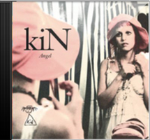 front cover - Kin - Angel - EP