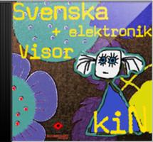 front cover - Kin - Svenska Visor + Elektronik - EP