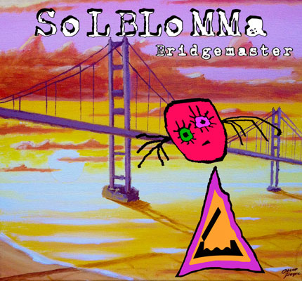 front cover - Solblomma - Bridgemaster - Single