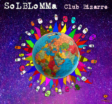 front cover - Solblomma - Club Bizarre - Single - iTunes Store