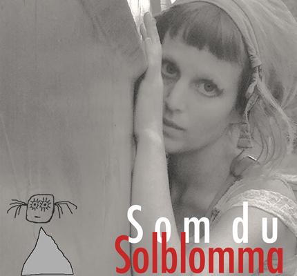 front cover - Solblomma - Som du - Single